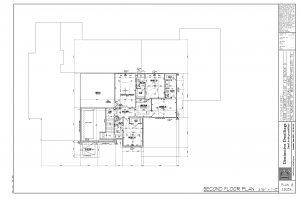1608 Second Floor Concept Plan