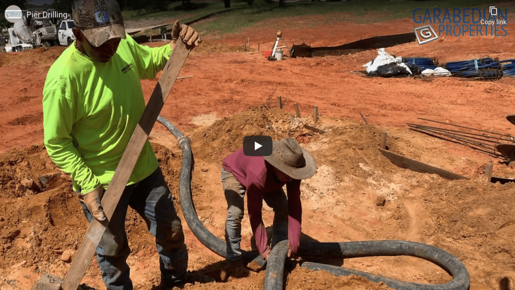 Drilling Piers Video